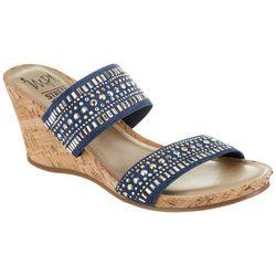 IMPO Womens Venezia Stretch Sandals