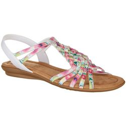 IMPO Womens Braylee Stretch Sandals