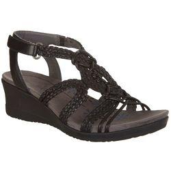 Bare Traps Womens Takara Wedge Sandals