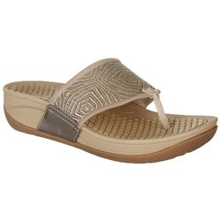 Bare Traps Womens Daise Thong Sandals