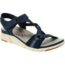 Bare Traps Womens Nanci Casual Wedge Sandals