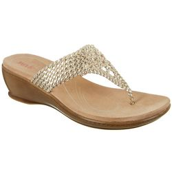 Wear Ever by Bare Traps Womens Nicole Sandals