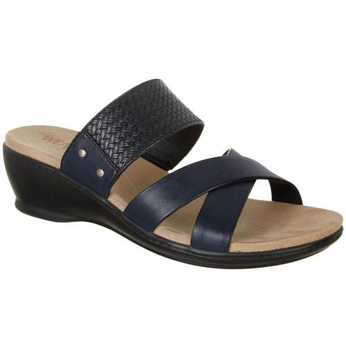 55d501c3797 Wear Ever by Bare Traps Womens Natoya Sandals