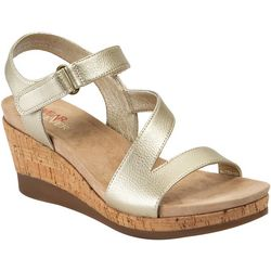 Wearever Womens Gable Wedge Sandals