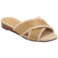 Aerosoles Womens Just A Bit Sandals