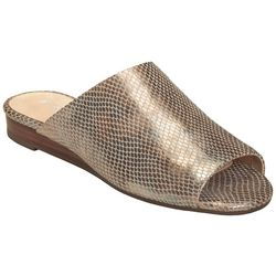 Aerosoles Womens Bit Map Sandals