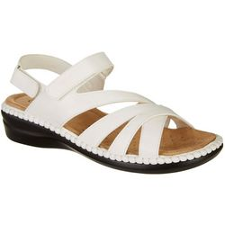Coral Bay Women's Janelle Casual Sandal