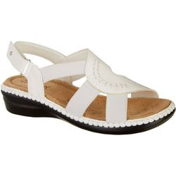 Coral Bay Women's Juliet Casual Sandal