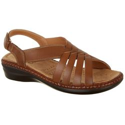Coral Bay Womens Josie Sandals