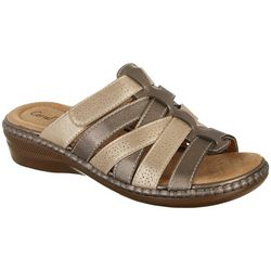 Coral Bay Womens Joslyn Sandals