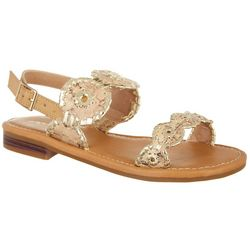 Paradise Shores Womens Kimmy Sandals