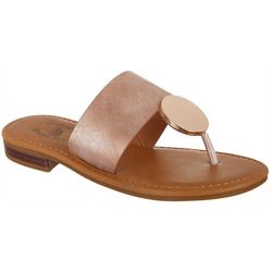 Sunsets and Sweet Tea Womens Kassie Sandal