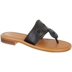 Paradise Shores Womens Kate Thong Sandals