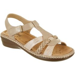 Coral Bay Womens Jenny Sandals