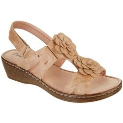 Coral Bay Womens Jancie Sandals