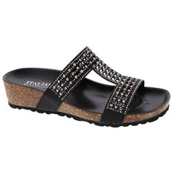 Italian Shoemakers Womens Zonia Sandal