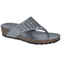 Italian Shoemakers Womens Carina Sandal