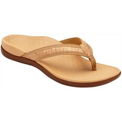 Vionic Womens Tide 2 Thong Sandals
