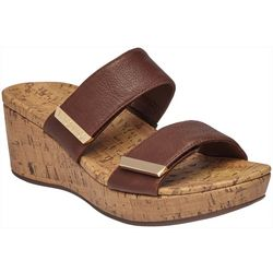 Vionic Womens Pepper Wedge Sandals