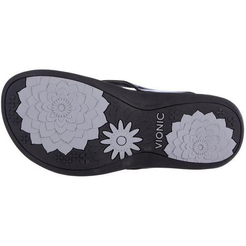 24bf254e8b40 Vionic Womens Bella 2 Thong Sandals