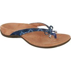 Vionic Womens Bella Flip Flops