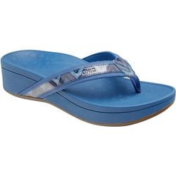 Vionic Womens Hightide Flip Flops