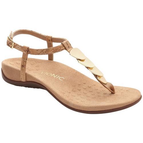 a0691234e85cf Vionic Womens Miami Thong Sandals