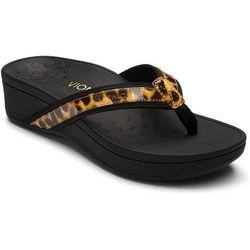 Vionic Womens Pacific High Tide Flip Flops