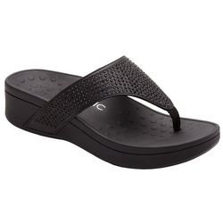 Vionic Womens Naples Thong Sandals