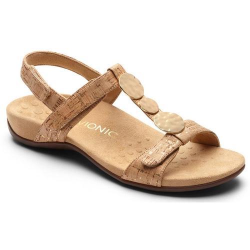 d41d69fc7866 Vionic Womens Farra Sandals