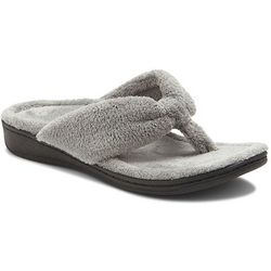 Vionic Womens Gracie Thong Slippers