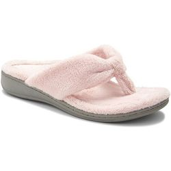 Womens Gracie Thong Slippers