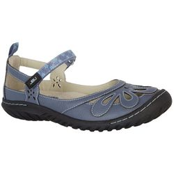 JBU by Jambu Womens Wildflower Encore Flats