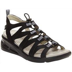 J sport Womens Prism Sandals