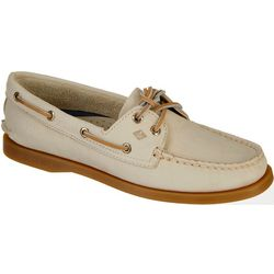 Sperry Womens 2 Eye Boat Shoes