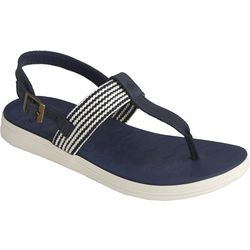 Sperry Womens Adriatic Flip Flops