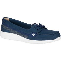 Sperry Womens Rio Point Boat Shoes