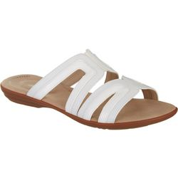 Clarks Womens Ada Lilah Slip On Sandals