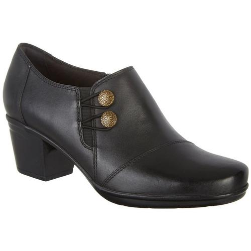 1c1352a4ea6 Clarks Womens Emslie Warren Ankle Boots