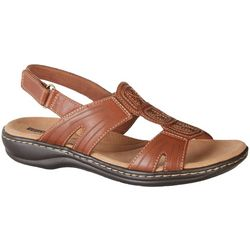 Clarks Womens Leisa Vine Sandals