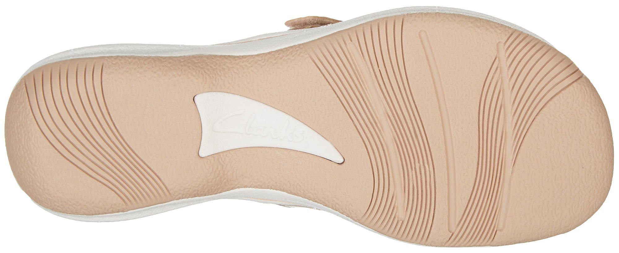 Clarks-Womens-Cloudsteppers-Breeze-Sea-Patent-Flip-Flops thumbnail 9