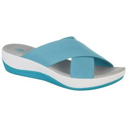 Clarks Womens Cloudsteppers Arla Elin Sandals