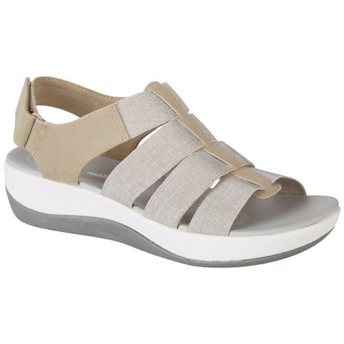 570db8ea3530dc Clarks Womens Cloudsteppers Arla Shaylie Sandals