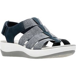 Clarks Womens Cloudsteppers Arla Shaylie Sandals