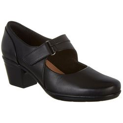 Clarks Womens Emslie Lulin Shoes