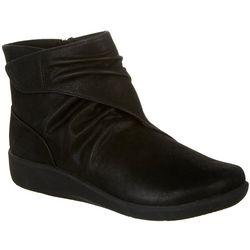Clarks Womens Sillian Tana Ankle Boots