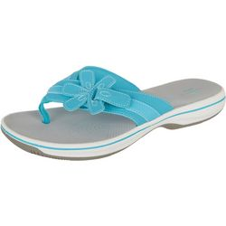 Clarks Womens Brinkley Flora Sandals