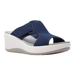 Clarks Womens Step Cali Platform Sandal