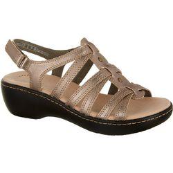 Clarks Womens Delana Curve Sandals