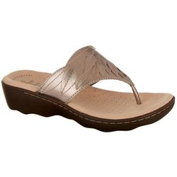 Clarks Womens Phoebe Pearl Thong Sandals